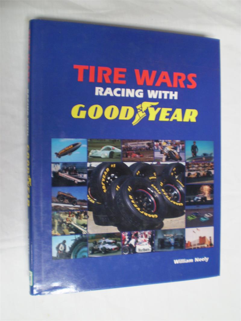 Written in 1993 it is a history of Goodyear Racing and was a limited edition